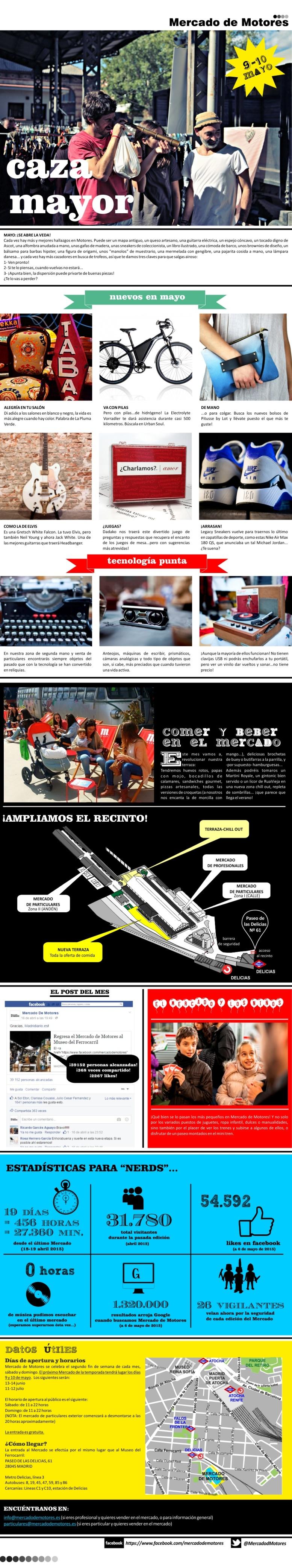 nota prensa MAYO 2015